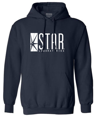 S.T.A.R.labs  flash hoodies