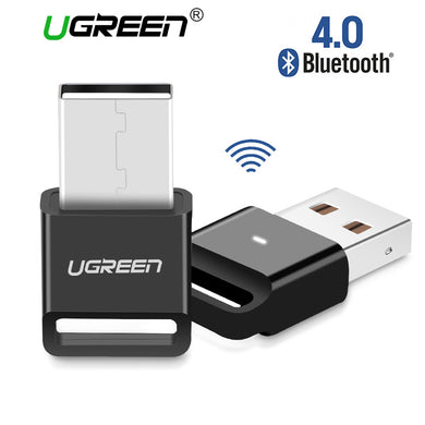 Wireless USB Bluetooth Adapter V4.0 Bluetooth Music Sound Receiver Transmitter for Computer PC