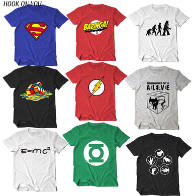 The Big Bang Theory T-shirt Sheldon Cooper Collection