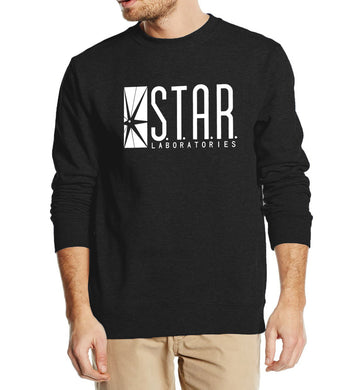 S.T.A.R.labs  The Flash sweater