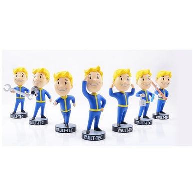 Gaming Heads Fallout 4 Vault Boy TOY Bobbleheads