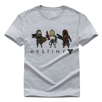 100% Cotton Destiny Tee Shirts XS-XXL
