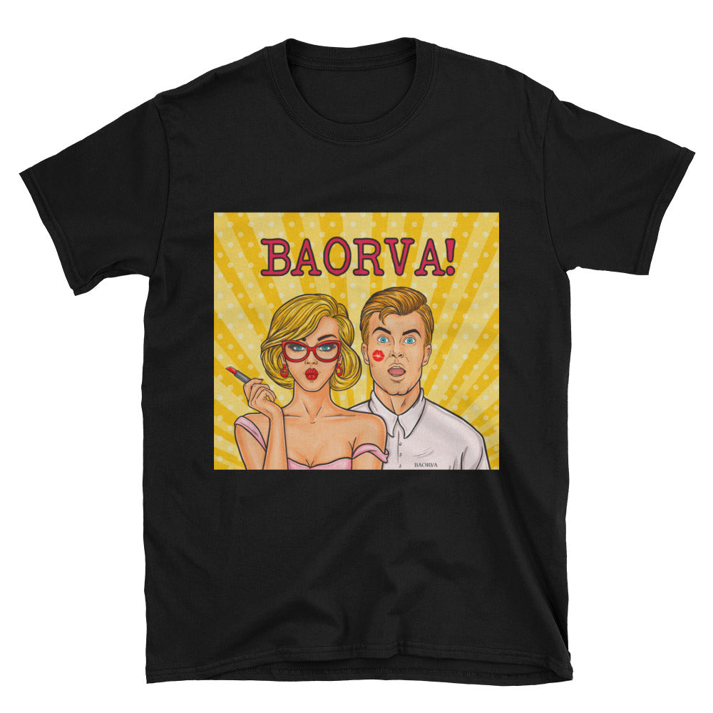 BAORVA POP ART Unisex T-Shirt