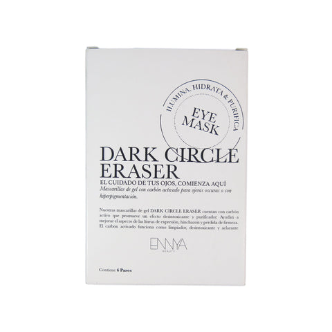 Dark Circle Eraser (parches para ojos) - Ennya Beauty