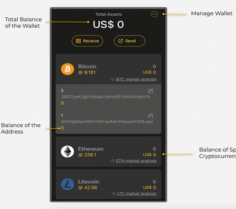 Enable Tokens Coolwallet Pro