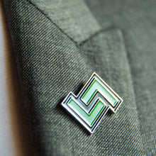 Loki 'Logo' Badge