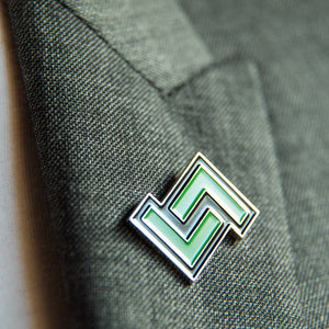 Loki 'Logo' Badge - Coinstop