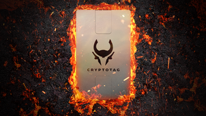 Cryptotag Zeus - Starter Kit (NEW PRODUCT)