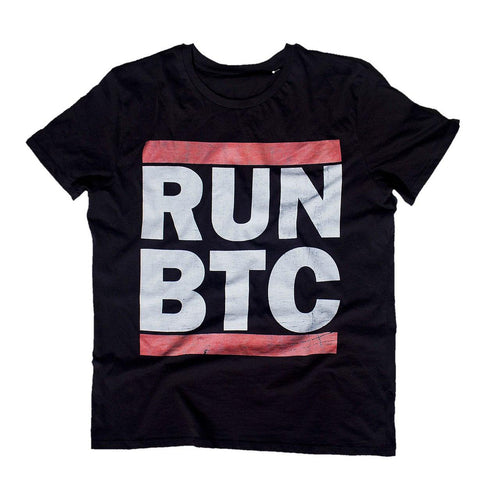 Run BTC T Shirt