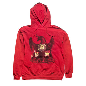 Bitcoin One World Currency Hoodie