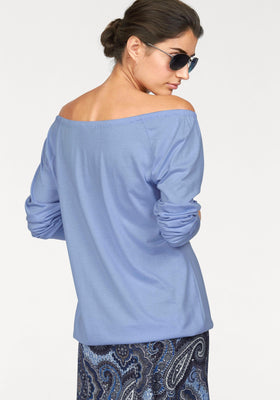 Boysen's majica s carmen izrezom, »Off-Shoulder«