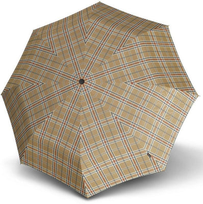"Knirps Umbrella, ""Umbrella Stick Long AC preverite bež""**"