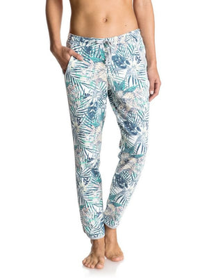 "Roxy vratu sweatpants ""Hollow Dance Tiskane - Tiskane trenirki""**"