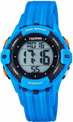 CALYPSO WATCHES kronograf, »Color Run, K5740/2«