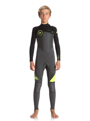Quiksilver pajac iz neoprena, »4/3mm Syncro Plus Chest Zip«