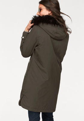 Aniston parka,