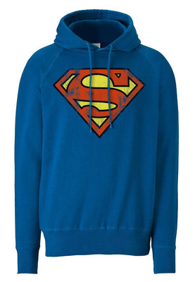 LOGOSHIRT pulover s kapuco, »Superman«