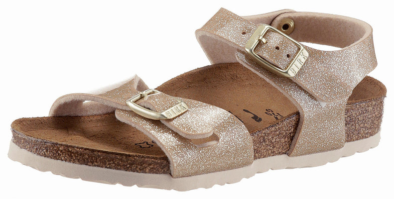 Birkenstock sandale, »RIO KIDS BF MAGIC GALAXY«