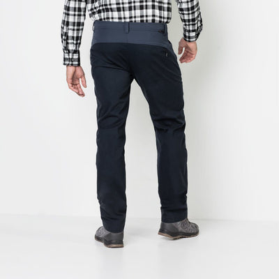 Jack Wolfskin tople hlače, »DRAKE FLEX PANTS MEN«