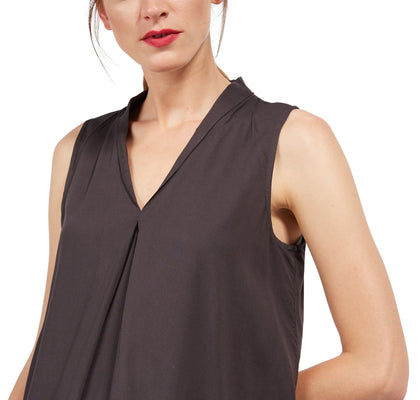 Tom Tailor bluzni top, »aus leichtem Stoff«