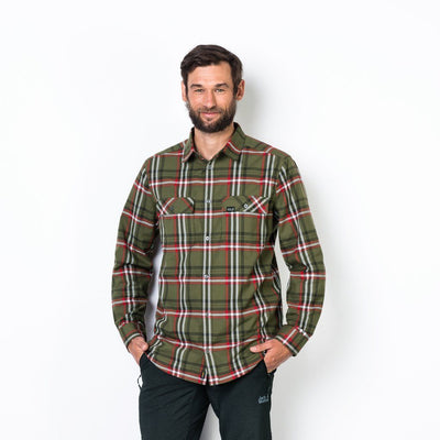 Jack Wolfskin športna srajca, »VALLEY SHIRT MEN«