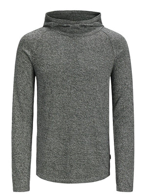 Jack & Jones klasičen pleten pulover,