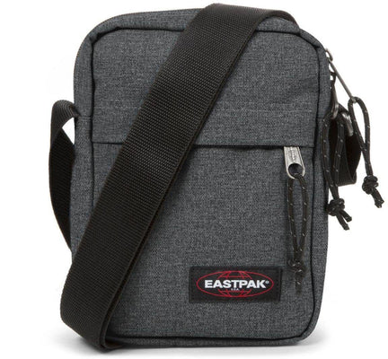 Eastpak torbica z naramnico, »THE ONE black denim«