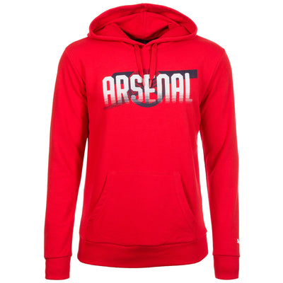 PUMA pulover s kapuco, »Arsenal London Cannon«
