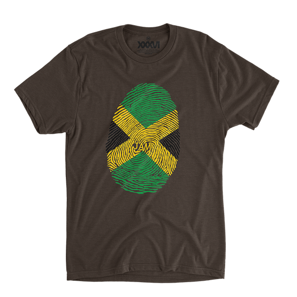 Jamaica Fingerprint Shirt