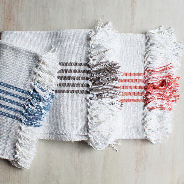 bath mats, towels & throws