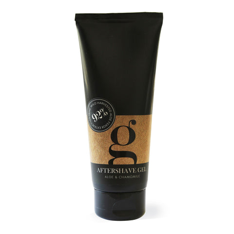 man: aftershave gel-Rain Africa