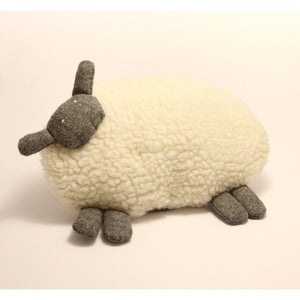 baby sheep feeding cushion-Rain Africa