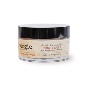 biologie baobab and rooibos body butter