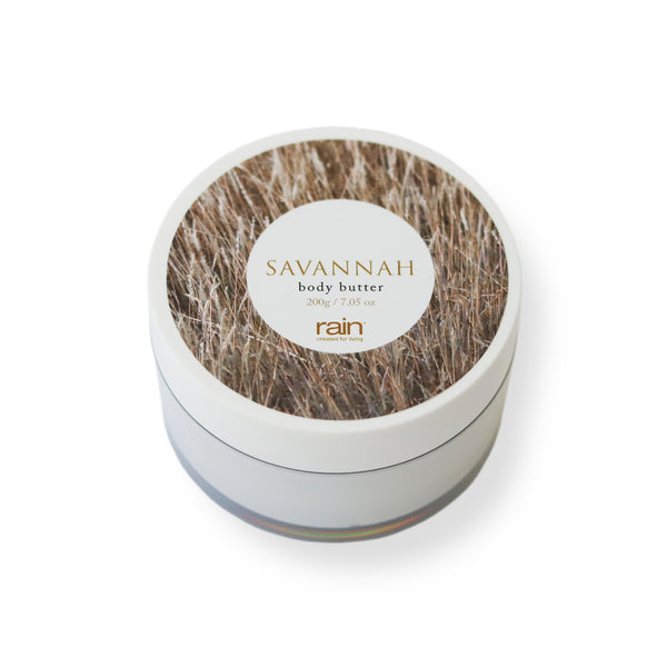 savannah body butter
