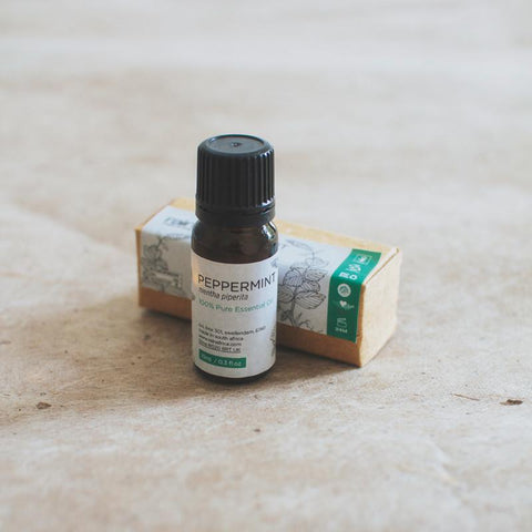 essential oil peppermint-Rain Africa