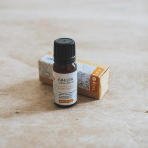 essential oil ginger-Rain Africa
