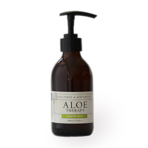 aloe therapy liquid soap