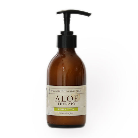 aloe therapy body lotion