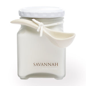 savannah body cream