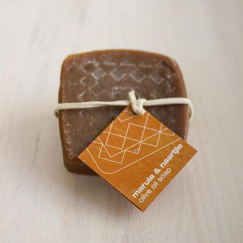 soap - marula naartie olive oil soap-Rain Africa