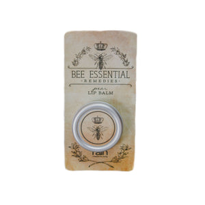 bee essential remedies pear lip balm-Rain Africa
