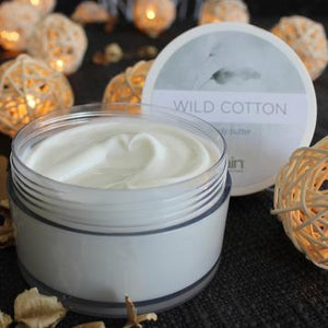 wild cotton body butter