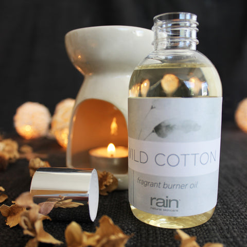 wild cotton burner oil