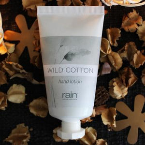 wild cotton handbag lotion