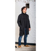 POINTY Cardigan long - MEN - Pure Black