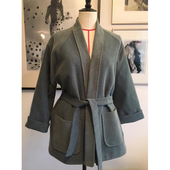 CANVAS JACKET - Piece Unique