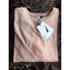 CRYSTAL CLEAR Sweatshirt - VELVET - Soft Rose