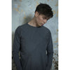 CRYSTAL CLEAR Sweatshirt MEN - Grey Melange
