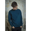 CRYSTAL CLEAR Sweatshirt MEN - Pure Petrol