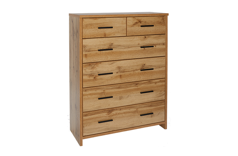 Nova 6 Drawer Tallboy NOVT106